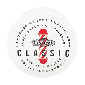 Classic Barber Shop Shaving Soap