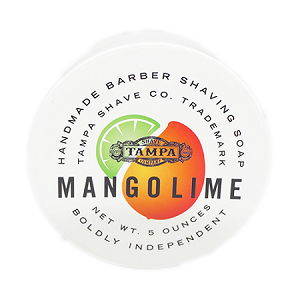 Mango Lime Shaving Soap